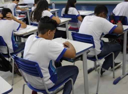 Voltar Mais de 80 mil estudantes da rede estadual serão avaliados pelo Saeb